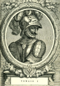 Thomas I Count of Savoy