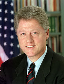 William Bill Jefferson Clinton III