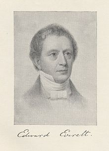 Edward Everett 1846-1849