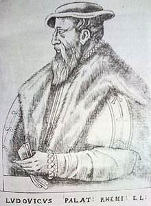 Louis VI, Elector of Palatine
