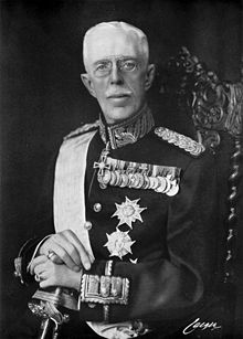 Gustav V. Of Sweden
