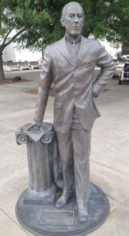 President Statues Rapid City South Dakota Our Family Tree