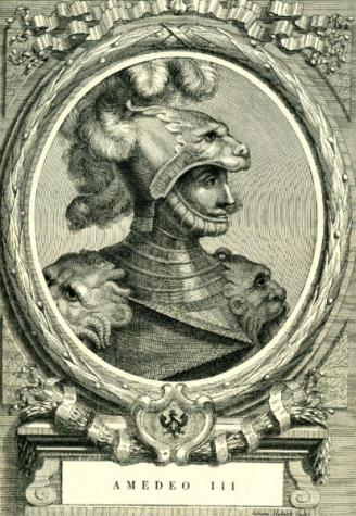 Amadeo III Count of Savoy