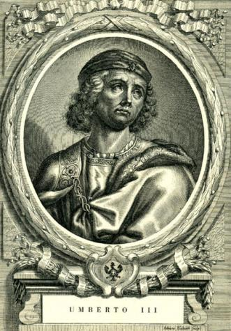 Humbert III Count of Savoy
