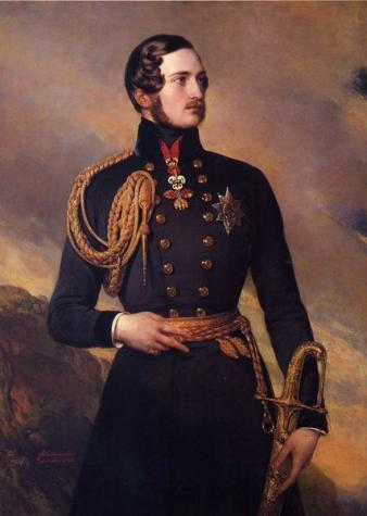 Albert of Saxe-coburg and Gotha 1847-1861