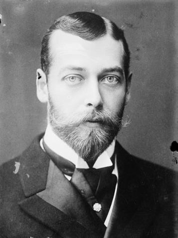 George V of England