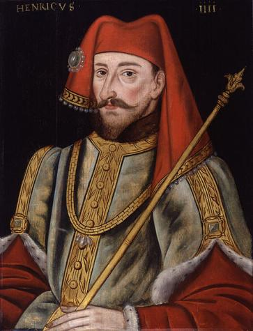 Henry IV King of England