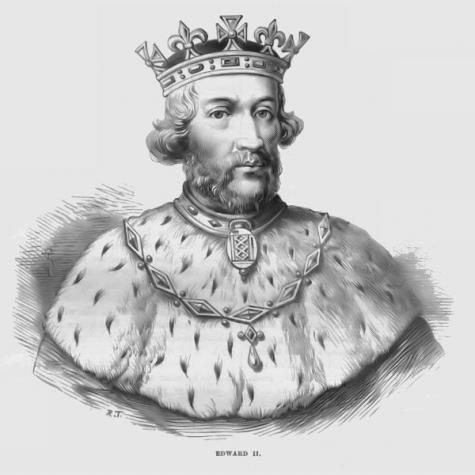 Edward II King of England