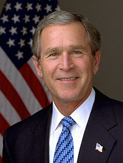 President George Walker Bush jr.