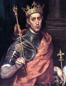 Louis IX King of France
