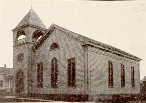 Afton Methodist