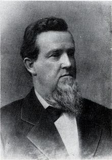 Alfred Moore Scales 1885-1889