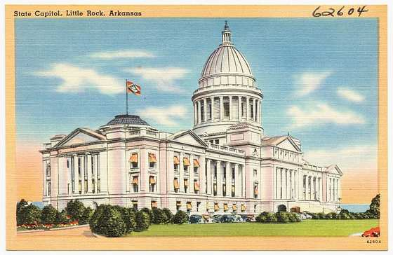 State Capitol, Little Rock