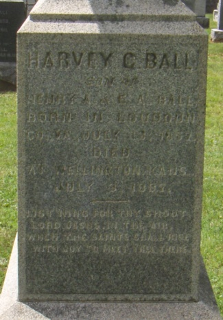 Harvey C. Ball