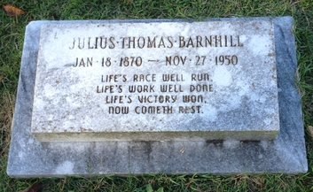 Julius Thomas Barnhill
