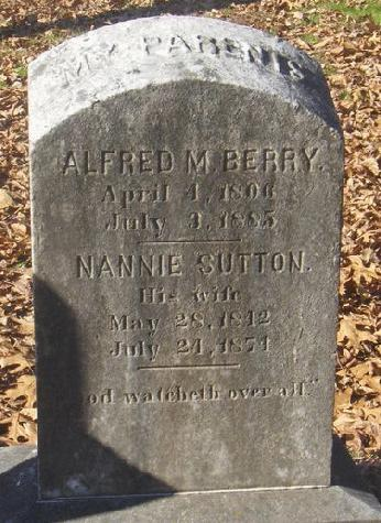 Nannie Sutton