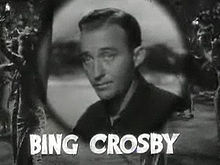 "Harry Lillis ""Bing"" Crosby"