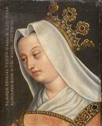 Blanche of France