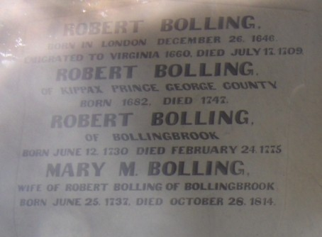 Robert Thomas Bolling Sr.