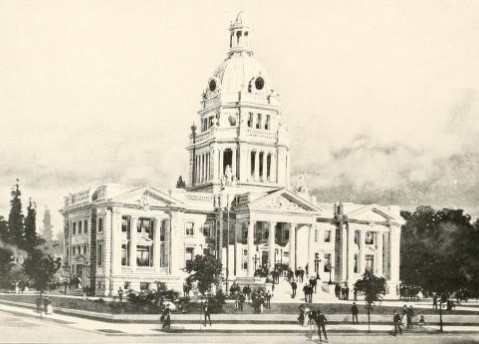 County Courthouse, Paris