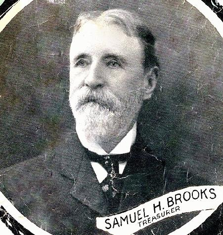 Samuel Houston Brooks