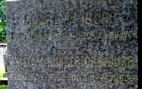 William Hungerford Burr