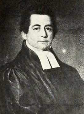 Rev. Jarvis Buxton