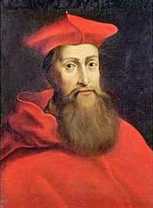 Reginald Cardinal Pole 1556-1558