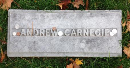 Andrew Carnegie + Louise A  Whitfield - Our Family Tree