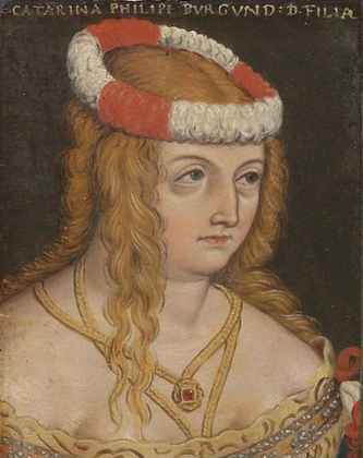Catherine of Burgundy