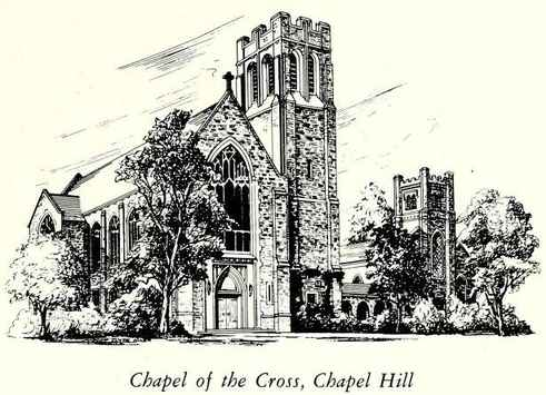 Chapel of the Cross, Chapel Hill