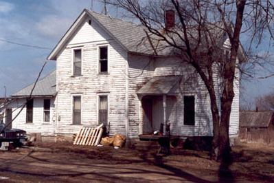 charles small home 1993