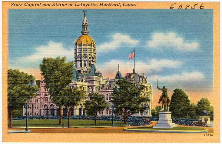 Hartford, State Capitol