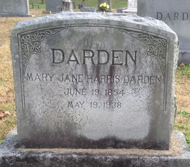 Mary Jane Harris