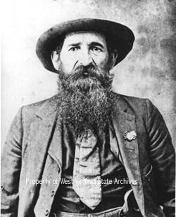 William Anderson Devil Anse Hatfield