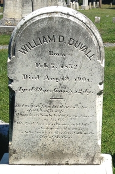 William D. Duvall