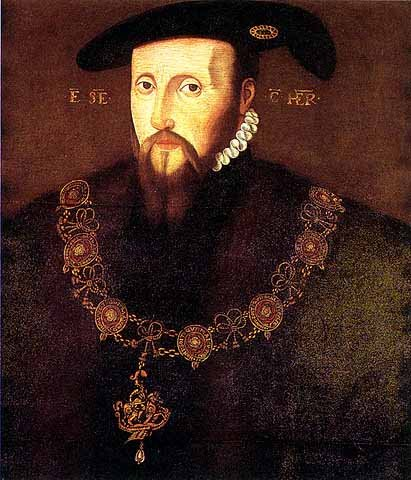 Edward Seymour 1547-1552