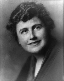 First Lady Edith Bolling