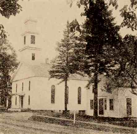Fly Creek Methodist