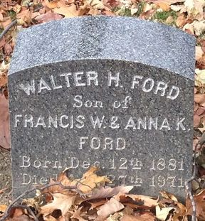 Walter H. Ford