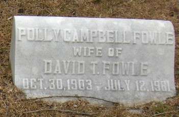 Annie Laurie / Polly Campbell