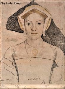 Frances de Vere Countess of Surrey