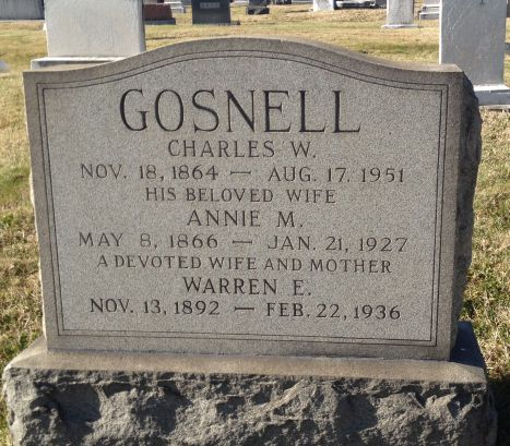 Charles W. Gosnell