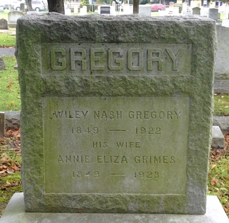 Wiley Nash Gregory