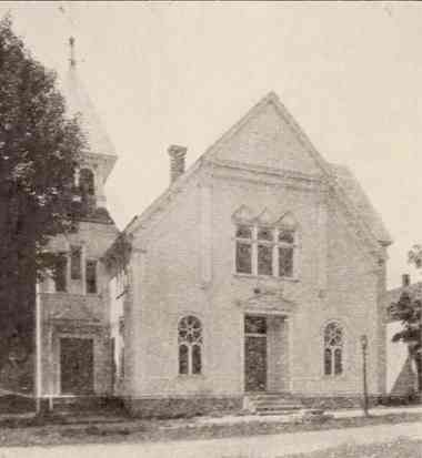 Hawley Methodist