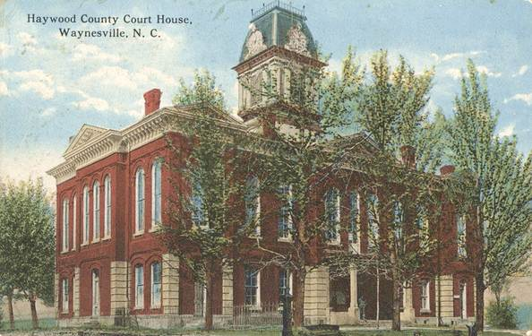 North Carolina Courthouses