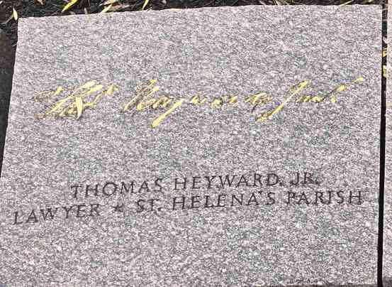 Thomas Heyward