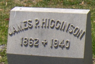 James P. Higginson