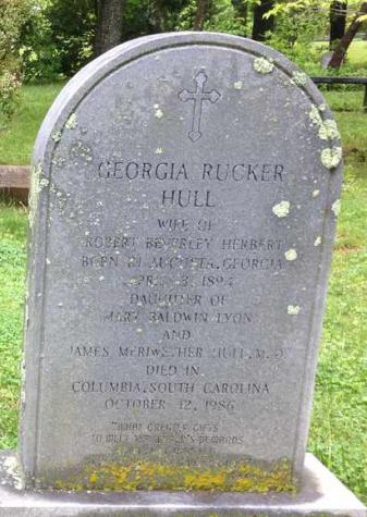 Georgia Rucker Hull