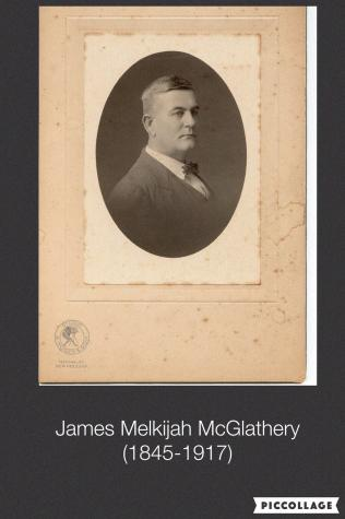 James Melkijah McGlathery